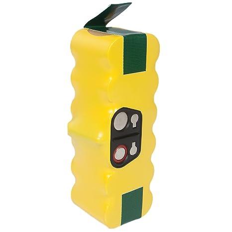 Baterías de repuesto para aspiradora, Falg Power 4.5 Ah 14.4 V Ni-MH batería