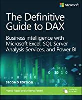 The Definitive Guide to DAX, 2nd Edition Front Cover