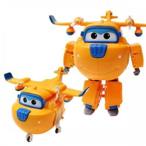 Super Wings Transformer Toy – Doni