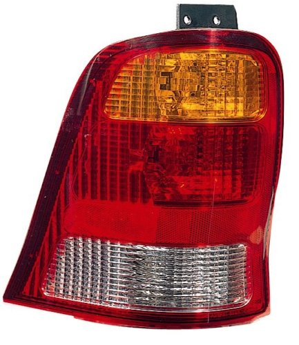1999-2003 Ford Windstar Tail Light - Driver Side (2000 2001 2002)