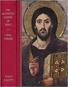 Book The Authentic Gospel of Jesus