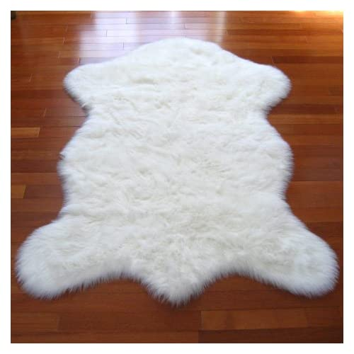 3x5 Faux Fur Rug: Amazon.com