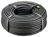 Rain Bird T22-250S Drip Irrigation 14 Blank Distribution Tubing 250 Roll Black