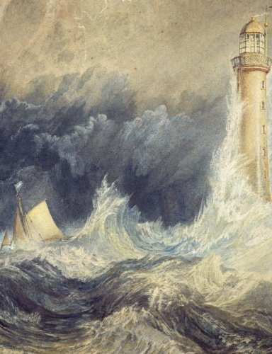 Bell Rock Lighthouse - Bell Rock Lighthouse: File:Joseph Mallord William Turner - Bell Rock Lighthouse- 1819