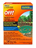 OFF! Mosquito Coils - 2 Coils, 8 Count