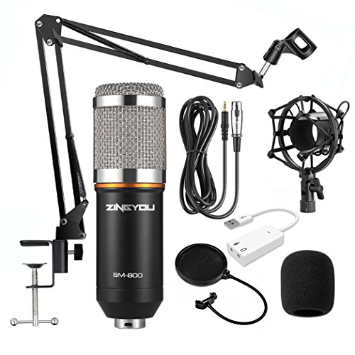 microphone recording package - 2