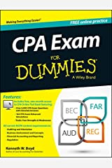 CPA Exam For Dummies Paperback