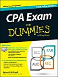 img - for CPA Exam For Dummies book / textbook / text book