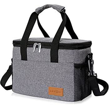 Amazon Com Lifewit Insulated Lunch Box For Adults Men