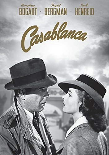 Amazon Com Casablanca Humphrey Bogart Ingrid Bergman