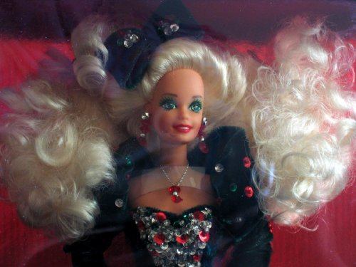 Buy Happy Holidays Barbie Doll Special Edition 1991 Online At Low Prices In India
