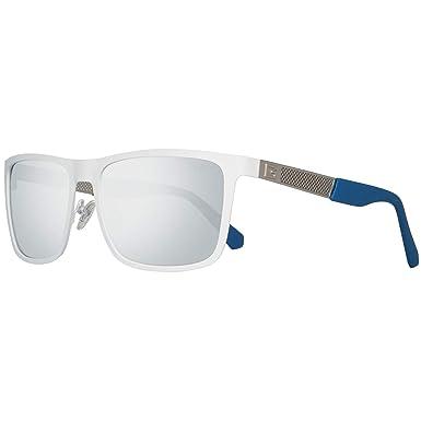: Guess Gafas de sol para mujer, color blanco