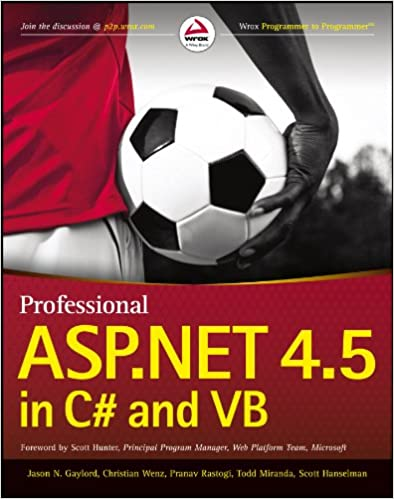 ebooks for asp net