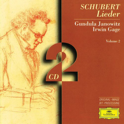 Schubert: Lieder Volume 2
