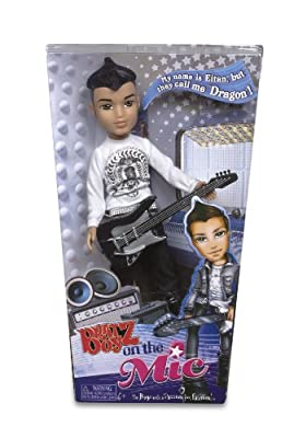 Bratz Bratz On The Mic Boyz Doll Eitan by Bratz