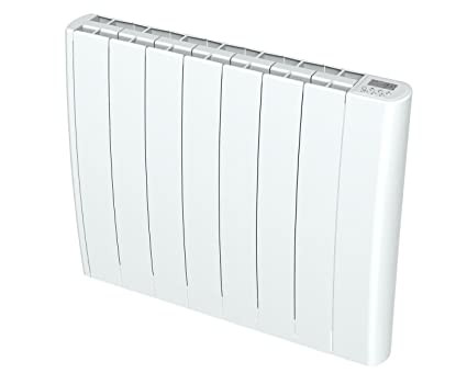 Cayenne 3516215052880 Celia Radiador por inercia cerámica, 1500 W, color blanco brillante
