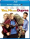 Cover Image for 'You, Me and Dupree (Blu-ray + DIGITAL HD with UltraViolet)'