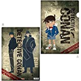 名探偵コナン クリアファイル/コナン、赤井、ジン