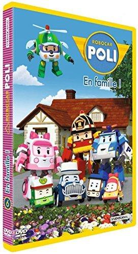 Robocar Poli - 6 - En famille !