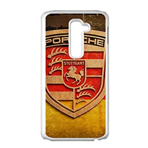 Personal Customization porsche logo hd Hot sale Phone Case for LG G2