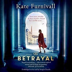 The Betrayal Audiobook