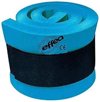 EFFEA 482 Pulsera lastrada para aquagym, Color Azul: Amazon.es ...
