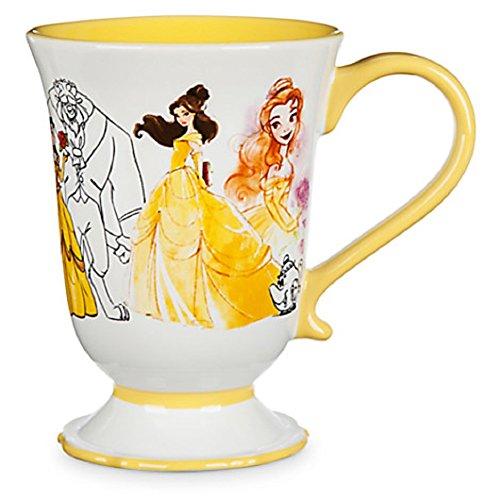 Disney   The Art Of Belle Beauty And The Beast 12 Oz Mug