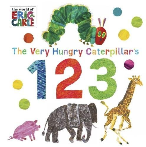 123 Penguins - The Very Hungry Caterpillar's 123
