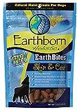 Earthborn Holistic EarthBites Skin & Coat Grain Free Dog Treats, 7.5 oz. For Sale
