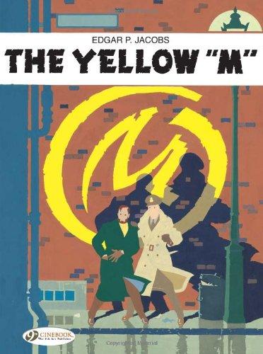 The Yellow 'M' (Blake & Mortimer)