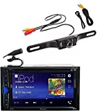 Cheap Pioneer AVH-200EX Car 6.2″ LCD USB DVD Bluetooth Stereo Free License Plate Camera