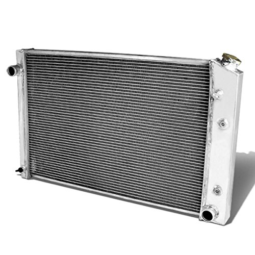 88 Chevrolet Blazer Radiator - For Chevy/GMC C/K-Series 2-Row Full Aluminum Racing Radiator V8
