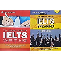Ultimate Guide to IELTS Speaking + Ultimate Guide to IELTS Writing - Combo Pack with Free DVD in both Books