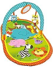 Tapete Atividades Baby Safari, Buba, Multicor