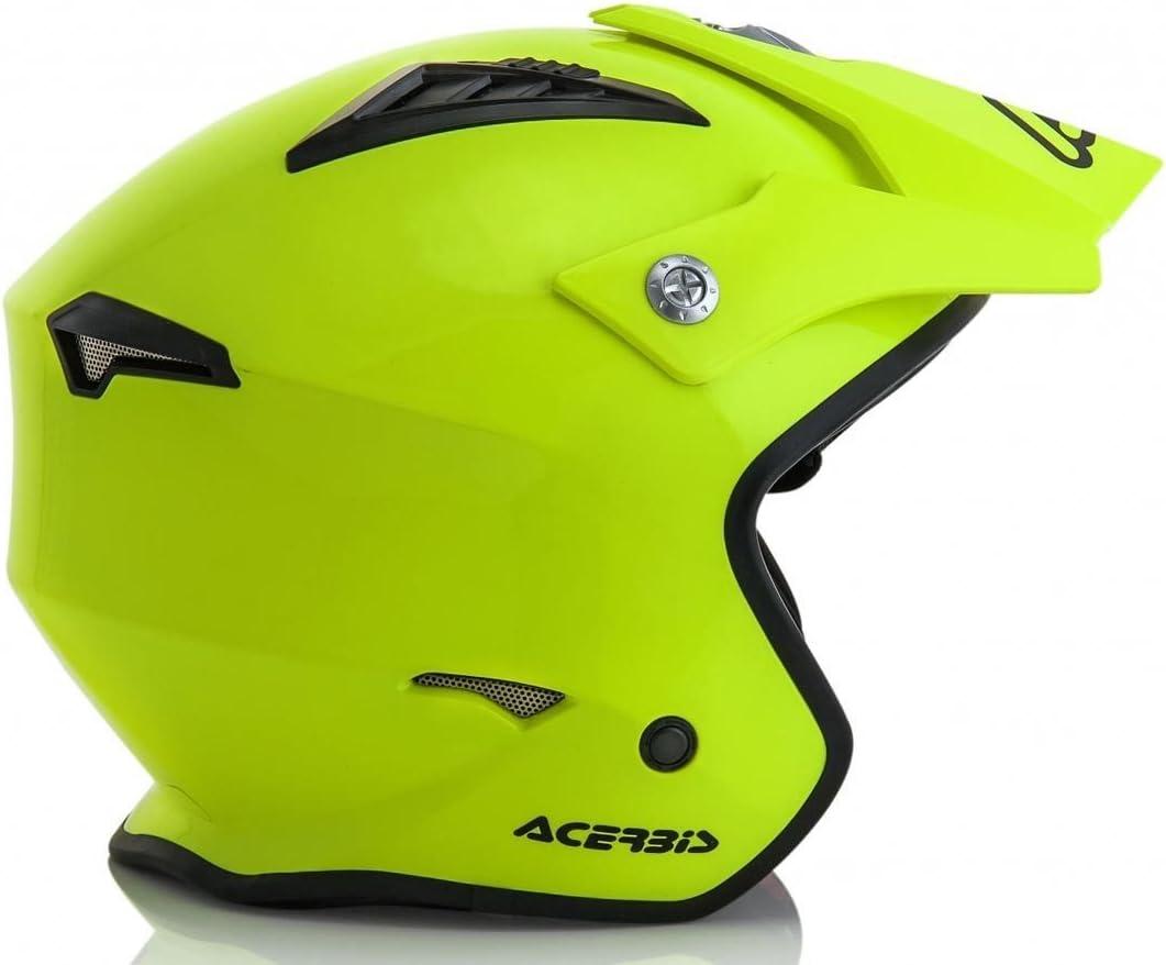 61//62 Acerbis CASCO JET ARIA XL grau