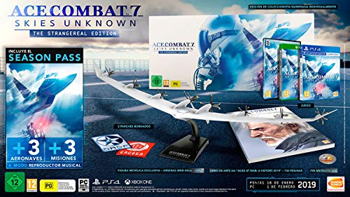 Ace Combat 7: Skies Unknown Collector's Edition (Xbox One)