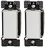 Simply Automated V3WAY-A Anywhere 3-Way On/Off Switch Kit (2 Packs of 2)