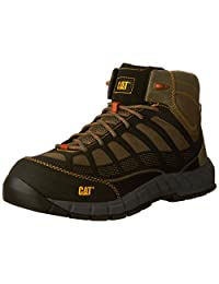 Cat Footwear Men's STREAMLINE MID CT CSA Work Athletic Boot