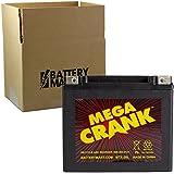 BatteryMart Mega Crank MTX-20L AGM Maintenance Free Battery