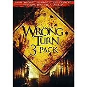 TCFHE Wrong Turn 3PK (DVD/Wrong Turn…
