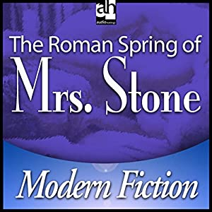 The Roman Spring of Mrs. Stone Audiobook