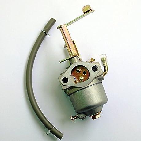 JXPARTS Carburetor For Troy Bilt 01923 900 1000 Watt Gas Generator Carburetor Assembly