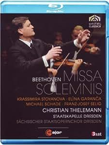 Beethoven - Missa Solemnis [Blu-ray] [Alemania]