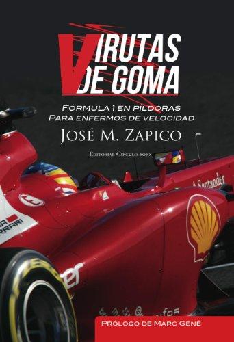 Portada del libro Virutas de goma de José Manuel Zapico