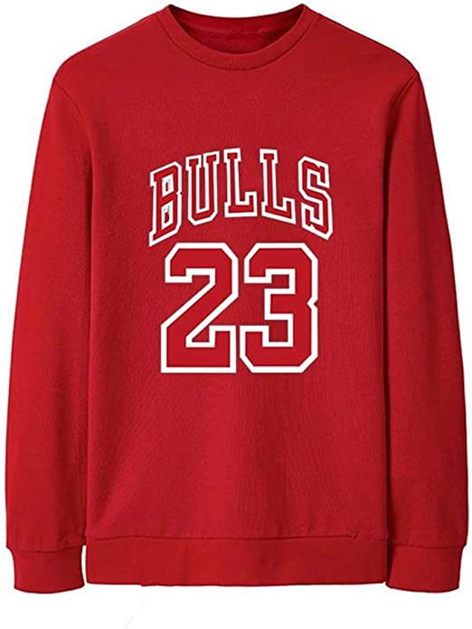 AIALTS 23 Toro Alrededor del Cuello Jersey Baloncesto De Los ...