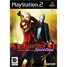 Devil May Cry 3: Dante's Awakening - Special Edition (PS2) by Capcom