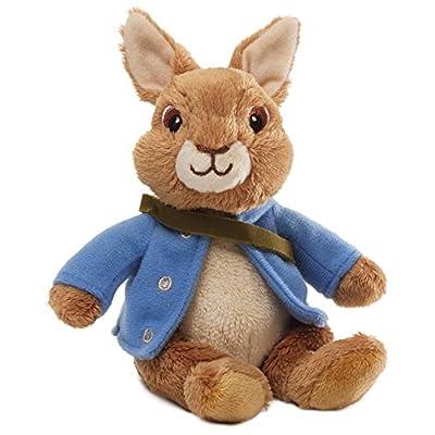 Gund Peter Rabbit Beanbag Stuffed Animal: Toy: Toys & Games