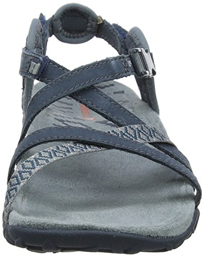 Merrell Womens Terran Lattice Ii Sandal Slate