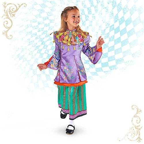 Alice In Wonderland Madness Returns Costumes (The Disney Store Alice Through the Looking Glass Costume for Kids (4))