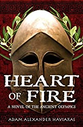 Heart of Fire: A Novel of the Ancient Olympics